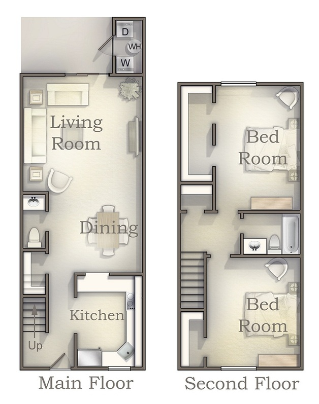 The Gateway floor plan